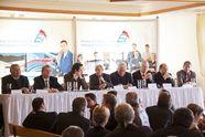 Parteien und Innung am gemeinsamen Podium